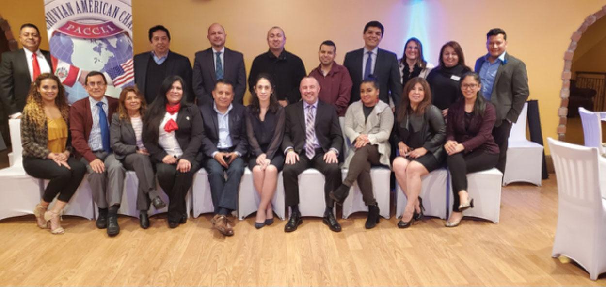 La Cámara de Comercio Peruana Americana de Long Island PACCLI