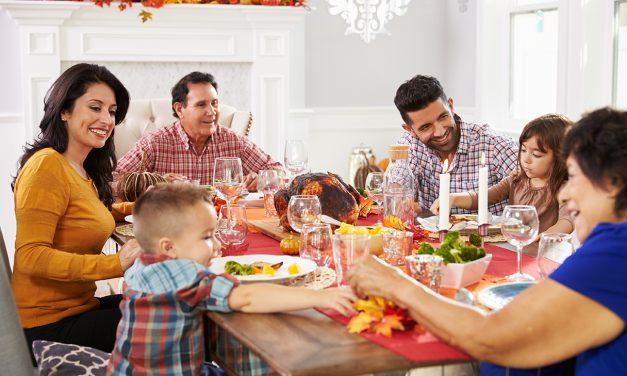 Celebremos el Dia de Acción de Gracias